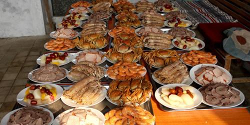 农村婚宴图片欣赏  农村的婚宴菜单有哪些讲究图片