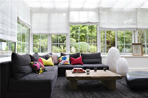 阳台阳光房装修效果图 四款视野开阔的阳光房装修案例
