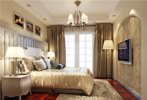 看卧室壁纸装修效果图,教你怎么贴卧室壁纸