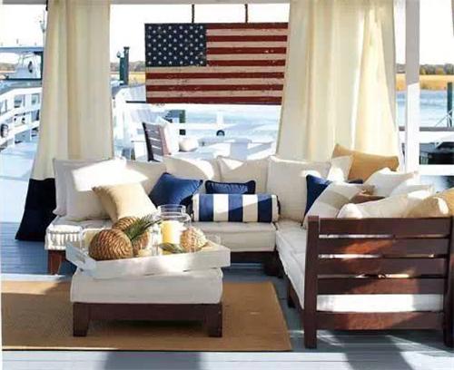 2016客厅阳台装修效果图大全 走心的阳台设计