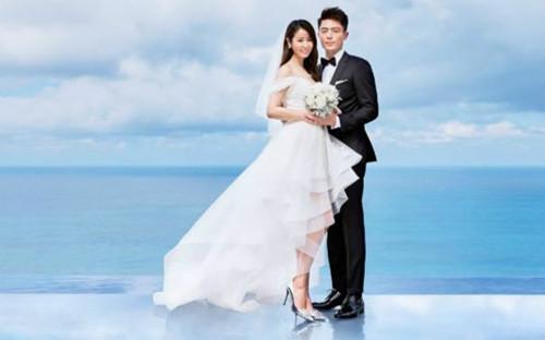 林心如的老公结婚照片欣赏 林心如第一个老公是谁
