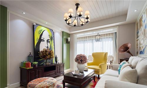 三室两厅装修效果图 实用美观的150㎡三居室设计-160㎡北欧风格三室