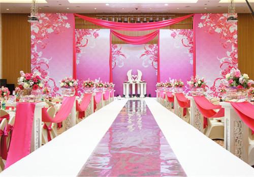 无锡婚礼现场布置效果图 无锡婚礼会场布置攻略
