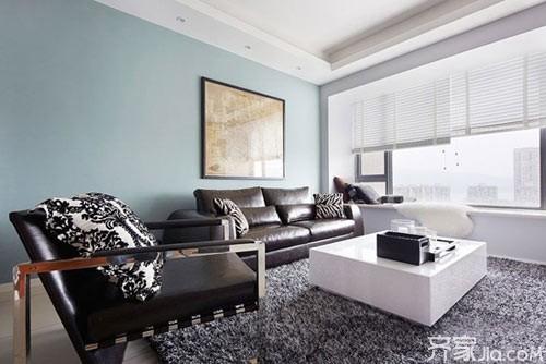 从客厅找空间 11款客厅书架设计灵感