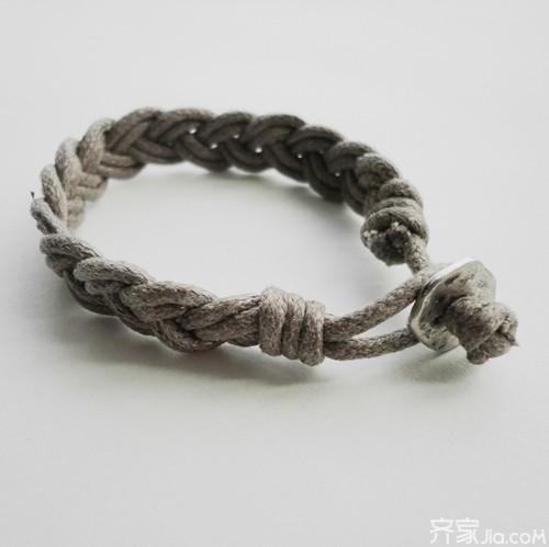 男士手链的编法大全 男士手链什么材质好图片