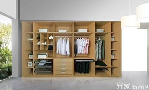 衣柜内部设计效果图 这样的衣柜内部设计才合理