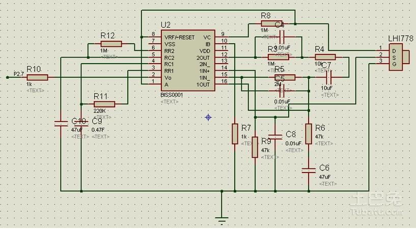 人体感应器电路 基于lm358的人体感应灯电路设计方案