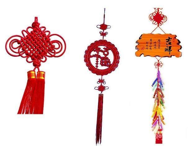 中国结手链编法图解 三种不同中国结编法