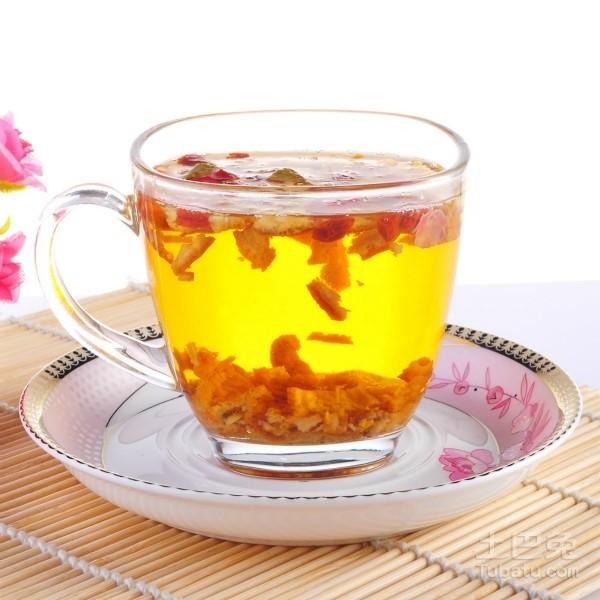 桂圆红枣枸杞茶的做法与功效