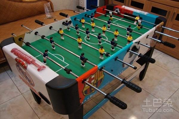 装修新闻 湖州幼儿园装修技巧 全面解析  桌上足球是现在潮流年轻人中
