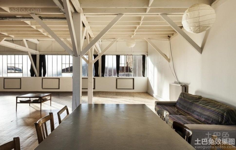 莆田办公室装修loft风格设计